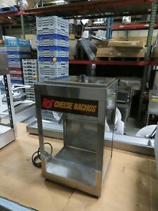 Server Tortilla Nacho Chip Holder Unit Model Cs Free Shipping