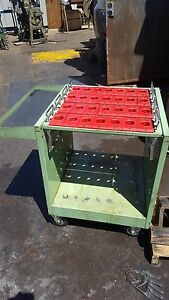 Cnc Tool Holder Cart For 40 Taper And For 28 Holders