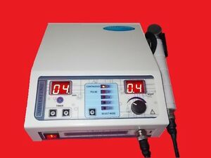 Portable Ultrasound Therapy Machine Pain Relief Therapy Chiropractic Tennis