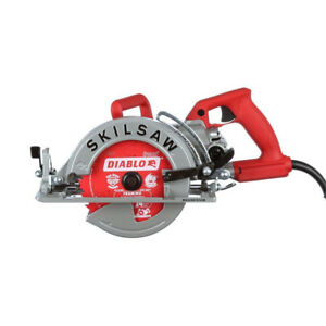 Skil Spt77wm 22 7 1 4 In Magnesium Worm Drive Saw