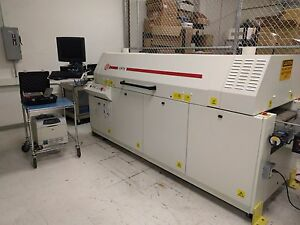 Btu Vip70a Convection Reflow Solder Oven Great Condition