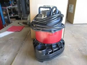 Red Jacket Submersible Water Pump 1213945j Cat rec0412 4 10hp 230v Nib