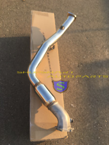 Srs Sr S Bellmouth Down Pipe Downpipe Catted For Subaru Wrx Sti 4 T304 Dp 2002