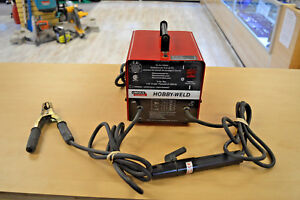 Lincoln Electric Hobby weld Arc Welder Pre owned Free Shipping