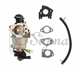 Carburetor Carb For Etq Tg5000 Tg5750 Tg52t12 6000 5250 5000 Watt Gas Generator