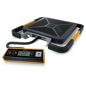 Digital Postal Scale 400 Pound Shipping Weight Portable Detachable Lcd Screen