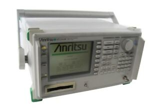 Anritsu Ms2668c Spectrum Analyzer 9khz 40ghz Millimeter Wave Measurements