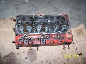 Ac Allis Chalmers 160 Tractor Engine Head