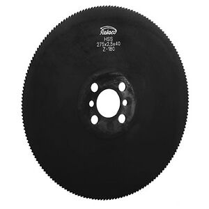Metal Circular Saw 275 X 2 5 X 32 40 Hss dmo5 Metal Saw Blade