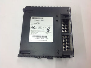 Ge Fanuc Ic693mdl240g 90 30 Plc Input Module 120vac 16pt Unused Take Out No Box