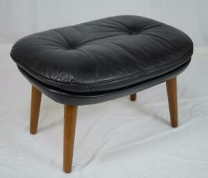 Modern Danish Design Rosewood Footstool Designed By Ib Kofod Larsen