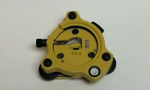 Topcon Tr 5 Robotic Tribrach W o Optical Plummet 60063 Total Station Tribrach