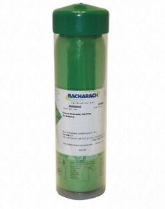 Bacharach Calibration Gas 103l Cylinder Capacity 500 Ppm Co 0024 0492