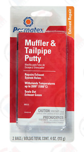 Permatex Muffler Tailpipe Putty 80333 4oz