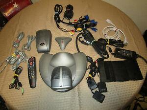 Polycom Vsx 5000 Ntsc Audio Video Conference With Vga Port P s