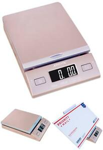 Accuteck Dreamgold Postal Scales 86 Lbs Digital Shipping Postage With Usb