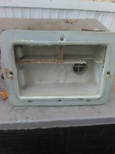 Dexter 20 Lb Wcn18 3ph Used Coin Op Washer Soap Dispenser Tray