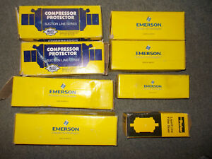 8 Parker Emerson Alco Liquid Line Suction Line Filter Dryer