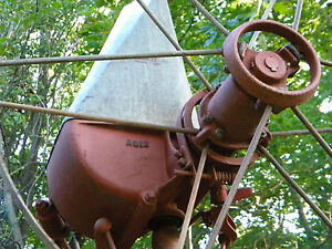 Aermotor Windmill 8ft A612 With Display Tower Possible Delivery