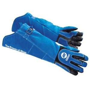 Miller 263342 Arc Armor Heavy Duty Mig stick Welding Glove Long Cuff X large