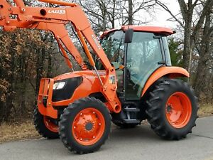 Kubota M5040 Loader Tractor Low Hours Delivery Available