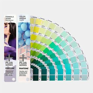 Pantone Coated Combo formula Guide Coated And Color Bridge Coated