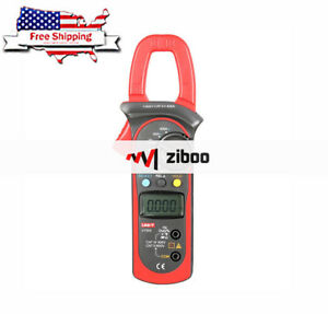 Uni t Ut203 Handheld Clamp Multimeter Tester Meter Dmm Ce Ac Dc Ship From Us
