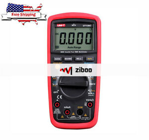 Uni t Ut139c True Rms Lcd Digital Auto Range Multimeter Ac dctester Ship From Us