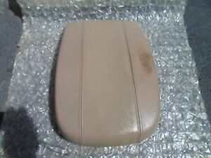 97 02 Ford Expedition Center Console Lid Armrest Arm Rest Cover Top Hinge Oem 3