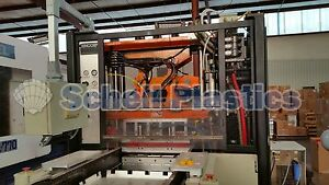 Used 1999 Sencorp Hp 2000 Contact Heat Thermoforming Machine