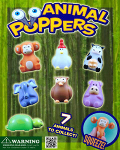 Vending Machine 1 00 Capsule Toys Animal Poppers Squeeze And Pop