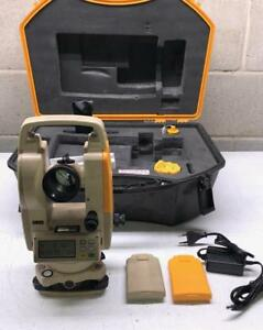 David White Dwt 10 Electronic Digital Transit Theodolite