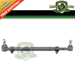 Tierod02 New Tie Rod Assembly Complete R h For Ford Tractors 5000 7000 5600