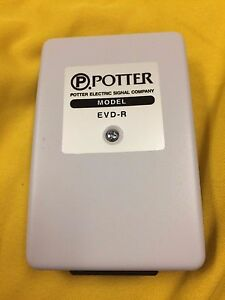 Evd r Electronic Vibration Detector Remote