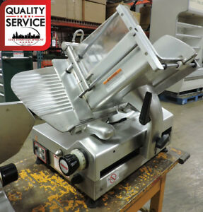 Omas Cx Matic 300 Commercial Automatic Meat Deli Slicer