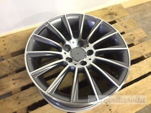 17 C400 Amg Style Wheels Rims Fits Mercedes Benz 99 05 S Class S430 S500 S350