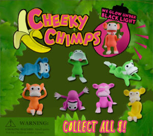 Vending Machine 0 50 0 75 Capsule Toys Cheeky Chimps Monkey Ape