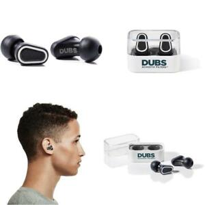 Dubs Earplugs Shooting Sound Ear Protection Noise Filters Hearing Impact Sports