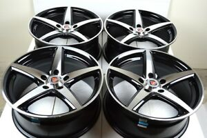 17 Wheels Rims Rav4 Camry Civic Crv Accord Cl Tlx Element Fusion Avenger 5x114 3