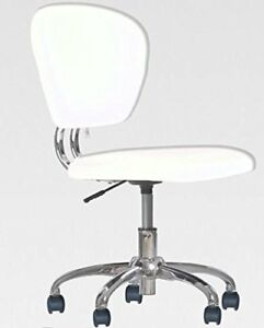 Bestoffice Pu Leather Mid back Office Desk Task Chair