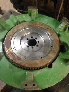 Deere Flywheel Housing For Generator 4045 6068 Mep 806