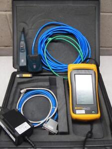Fluke Onetouch Network Assistant Series Ii With Cable Tracker 15