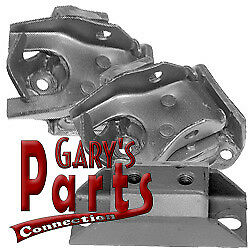 Motor Trans Mounts 3 Chevy Corvette 427 Cid 1966 67 W automatic Trans