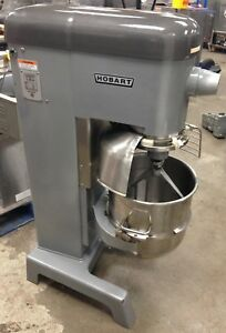 Hobart D340 40 Quart Commercial Industrial Mixer W Video Free Shipping