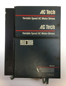Ac Tech Variable Speed Ac Motor Drive