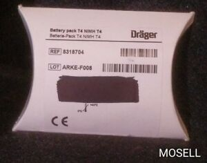 Draeger Xam 8318704 Rechargeable Battery Pack X am Series