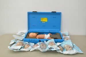 Lot Of Armstrong Medical Chris Baby Cpr Manikin 14005 J13