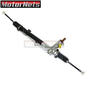 100 New Mustang Ii 2 Power Steering Rack Pinion Street Rod Hot Rod Ford