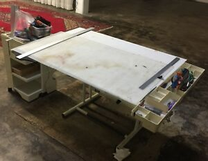 Bieffe 5 t Drafting Table Made In Italy