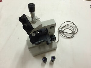 Wolfe 886289 Illuminated Microscope W Chiron Base
